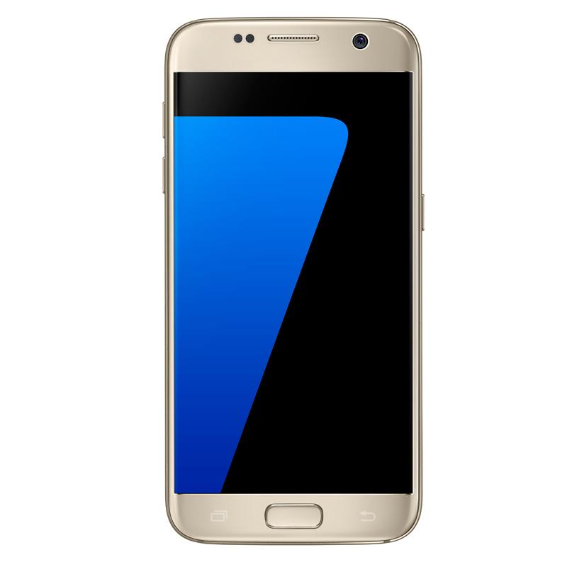 三星Galaxy S7 (G9308) 4+32G版 移动联通双4G 香槟金
