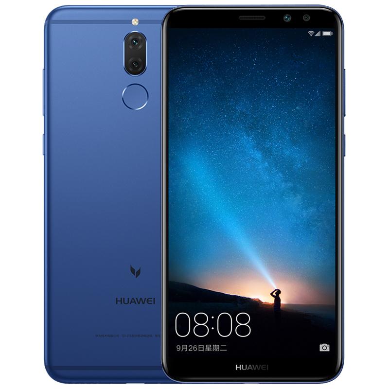 Huawei/华为 麦芒6 智能4G全网通手机4+64G全面屏手机5.9寸屏 宝石蓝