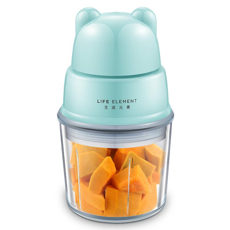 生活元素(LIFE ELEMENT)辅食机L4 婴儿营养食物调理机 食物研磨器料理机