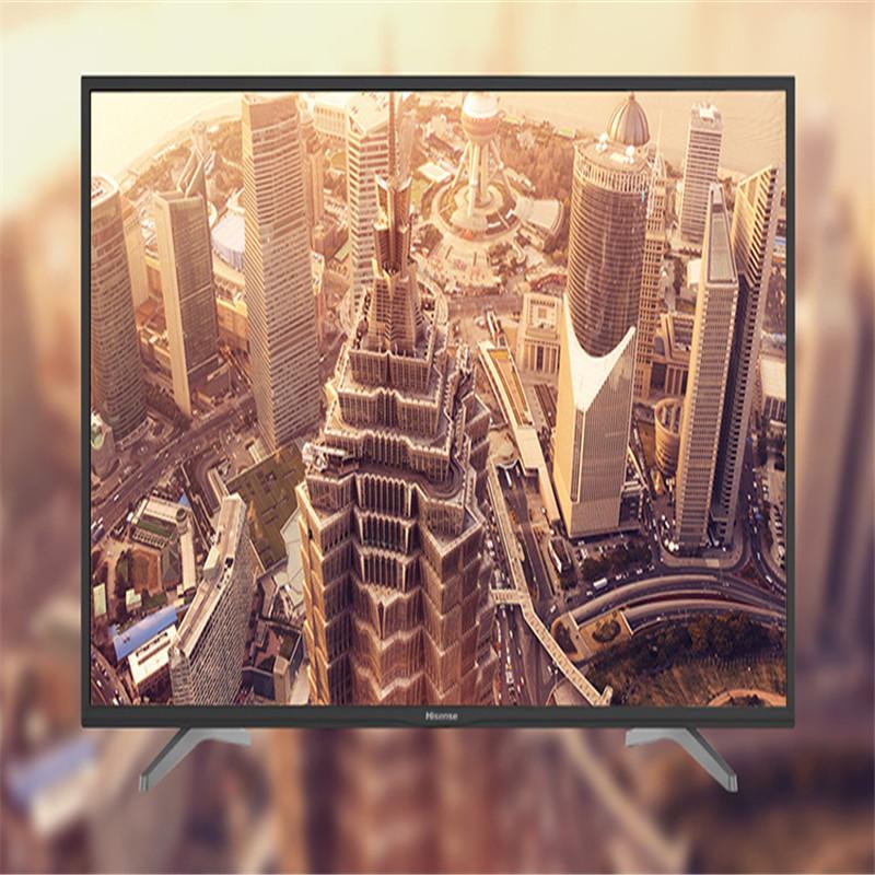 49英寸 VIDAA3智能电视WIFI网络 丰富影视 黑色