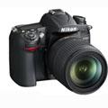 尼康 D7000 单反套机(AF-S DX 18-105 f/3.5-5.6G ED VR镜头)