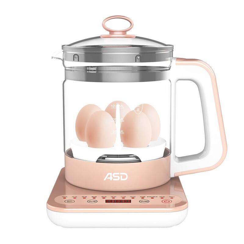 爱仕达养生壶全自动多功能电热烧水壶煮茶器1.5LAW-D15B1251.5L