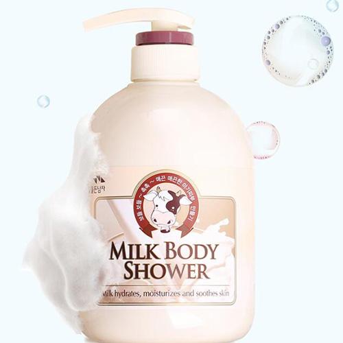 所望SOMANG牛奶沐浴露750ml
