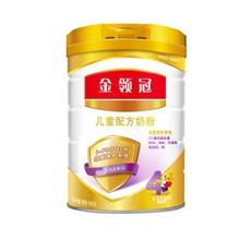 伊利奶粉 金領冠系列 兒童配方奶粉 4段900克(3-6歲兒童適用)新老包裝隨機發貨