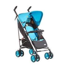hd小龙哈彼 婴儿推车可坐可躺轻便可折叠避震宝宝儿童手推伞车 铝合金车架 蓝色LD369L-T212