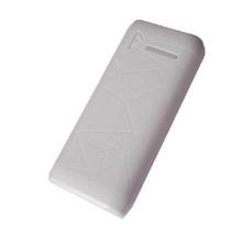 爱国者(aigo)D4400 移动电源 4400毫安通用手机充电宝 白色