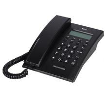 TCL HCD868(79) 来电显示电话机(黑色)