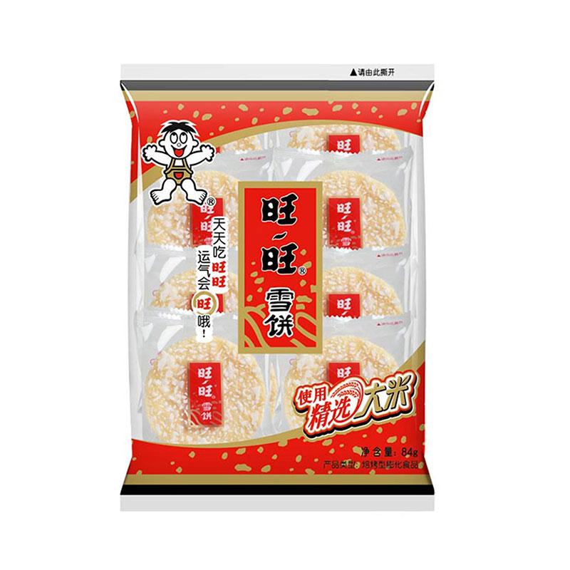 旺旺 雪饼 84g