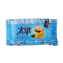 太平 梳打饼干 海苔口味100g苏打饼干咸味饼干零食