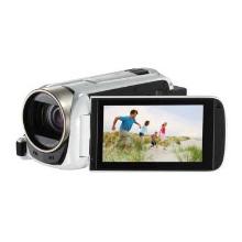 佳能(Canon) LEGRIA HF R506 数码摄像机 白色(约328万像素 32倍光学变焦 3.0英寸触摸屏 婴儿模式)