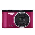 卡西欧(CASIO) ZR1500 数码相机 玫红色 (1610万像素 3.0英寸液晶屏 12.5倍光学变焦 24mm广角)