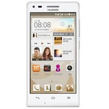 华为 Ascend G6-U00 3G手机(白色) WCDMA/GSM