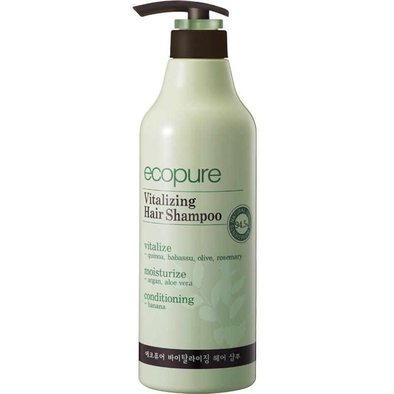 所望SOMANG头皮护理植物洗发水 700ml