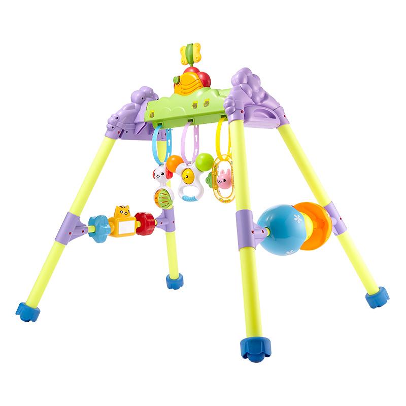 澳贝(AUBY) 益智玩具 音乐健身架 婴幼儿童运动早教启智 463302DS