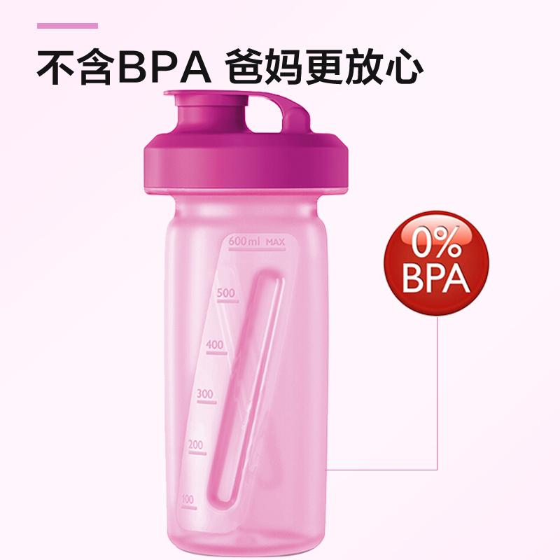 飞利浦HR2989随行杯迷你搅拌机配件适用于HR2872&HR2874 (多种颜色随机发货