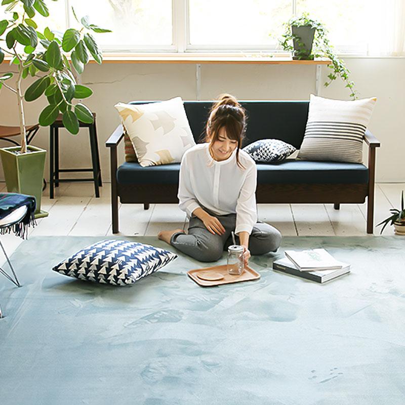 迈亚地毯亮光珊瑚绒加厚客厅卧室满铺短绒地毯 200*300cm灰色