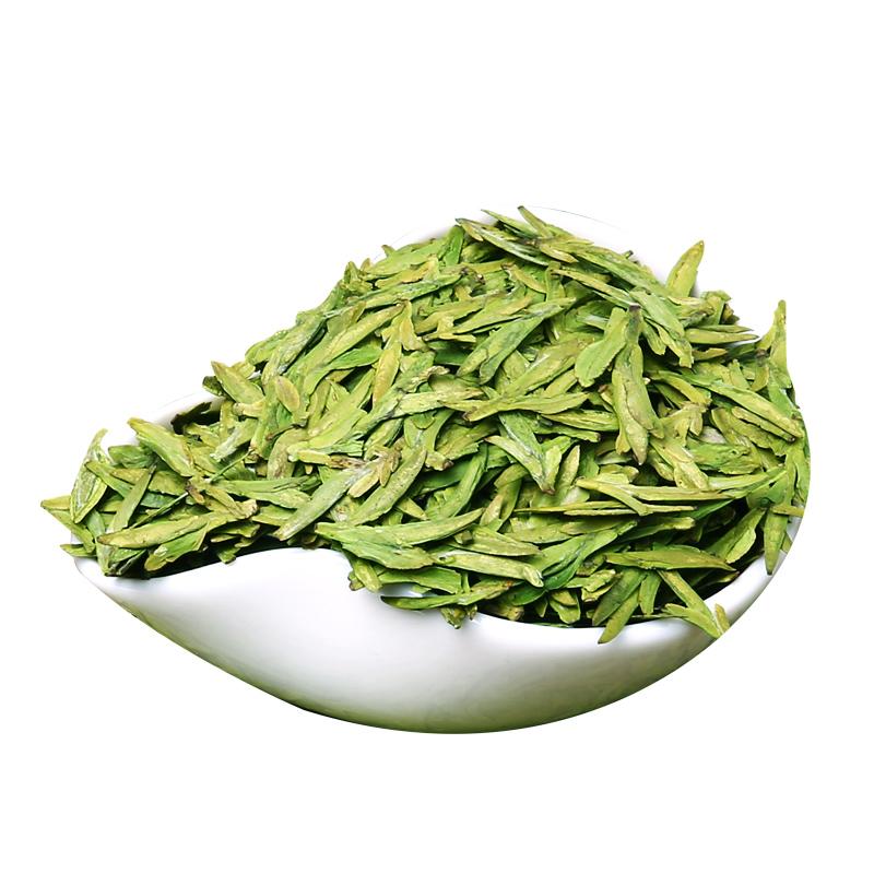 2018新茶龙井 一杯香 茶叶绿茶 明前龙井茶春茶 浓香口粮茶礼盒装100g*2盒