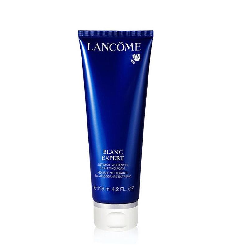 蘭蔻(LANCOME)新臻白潔面泡沫125ml(又名:凈透潔面泡沫)洗面奶潔面乳 新老包裝隨機發放