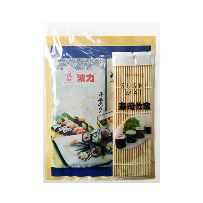 波力(POLI)烧海苔54克(27克*2包) 寿司海苔