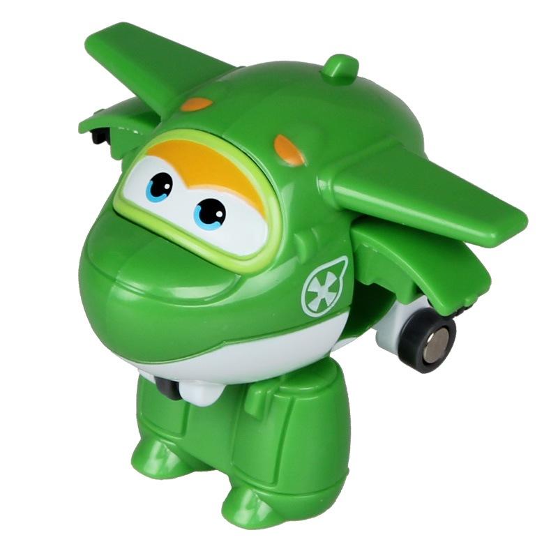 奥迪双钻(AULDEY)超级飞侠 儿童玩具男孩益智迷你变形小青- 710080