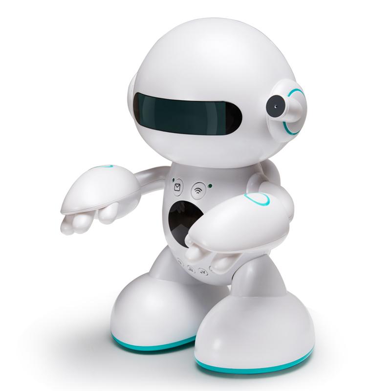 爱童星际小白 人工智能机器人 儿童早教学习机wifi3D编程运动跳舞4G启智版 Y6