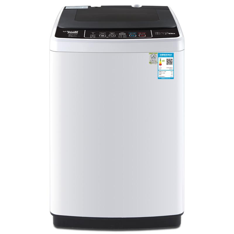 威力(WEILI)6.5公斤全自动波轮洗衣机 一键洗衣 抗菌波轮 一键自判水位洗涤 XQB65-6529