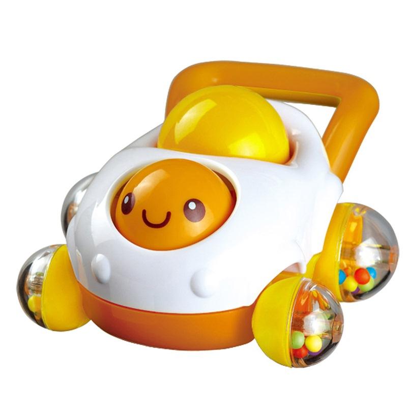 澳贝(AUBY) 益智玩具 小推车转转乐 摇铃婴幼儿童手推车玩具 463105DS