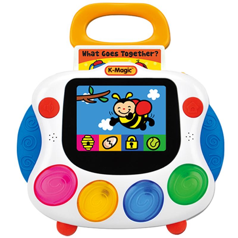 奇智奇思 雙語早教機兒童玩具男女孩學習機益智玩具小孩寶寶嬰兒玩具0-1-3-6歲故事機早教教具-奇智寶盒10558