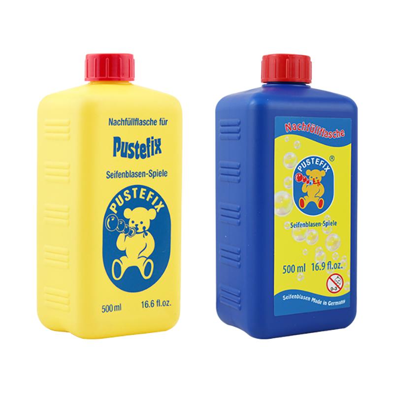 泡特飛(Pustefix)869722 德國進口安全環保無毒泡泡液500ml