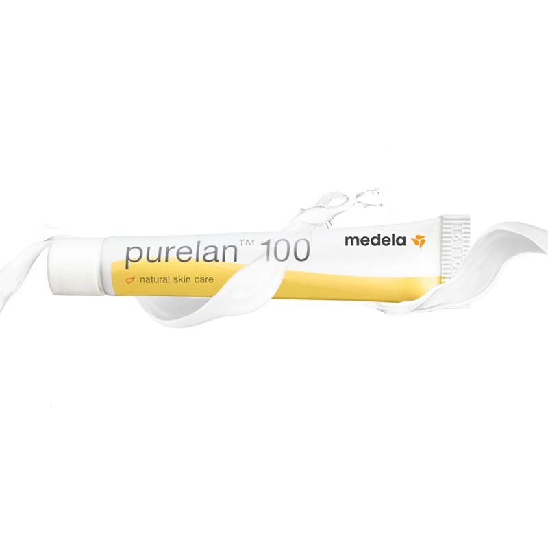 美德乐(Medela)纯羊脂膏/乳头修护霜7g
