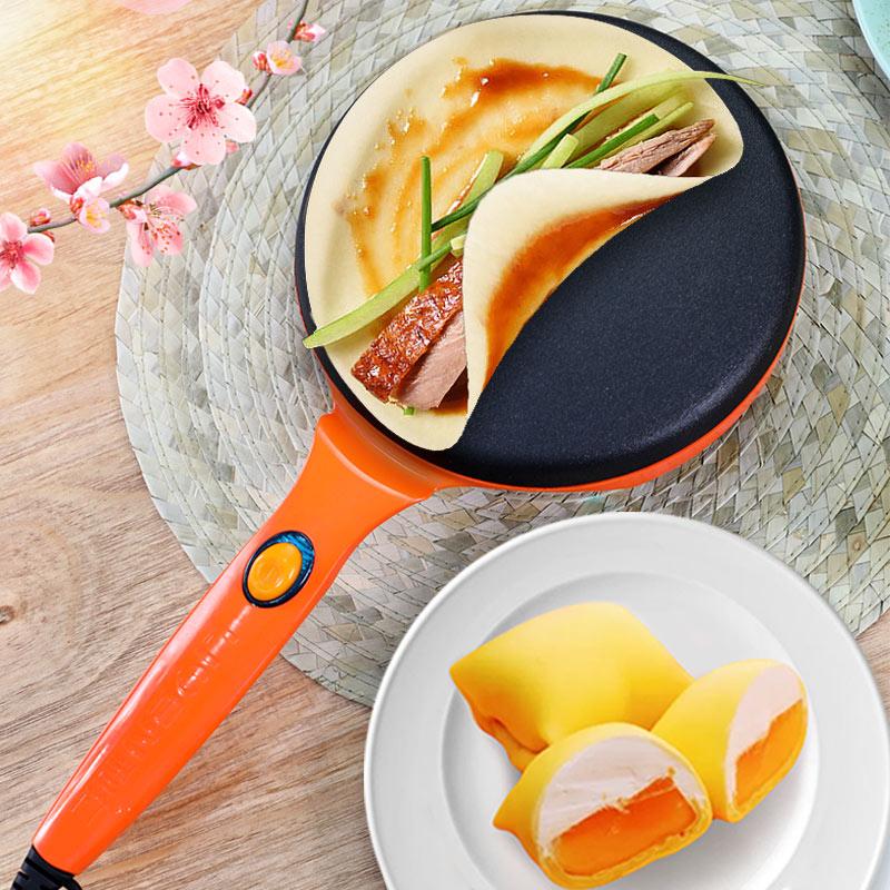 利仁(Liven)电饼铛家用薄饼铛不粘薄饼机春饼机BC-411A