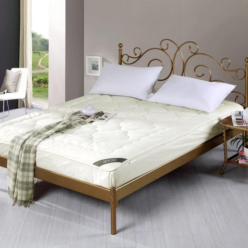 博洋家纺 床褥床垫 席梦思保护床垫 四季可水洗床褥 1.8米床(180*200cm)