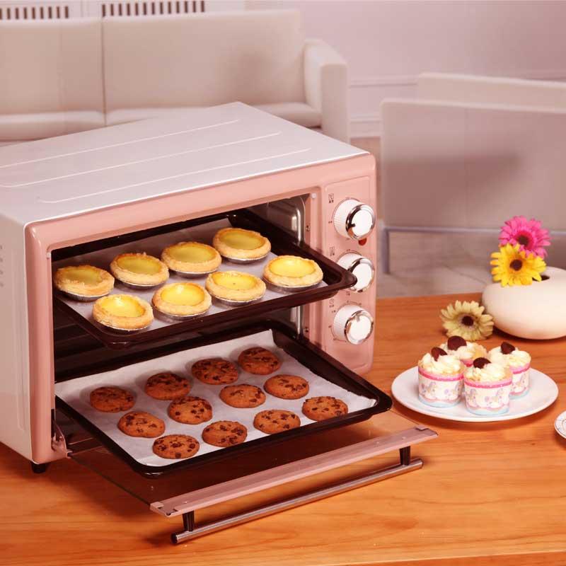 小熊(Bear)电烤箱多功能家用大容量三层烤位烘焙蛋糕烤炉DKX-B30N1