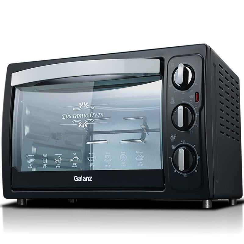 格兰仕家用电烤箱30升 多功能 旋转烤叉 KWS1530X-H7R