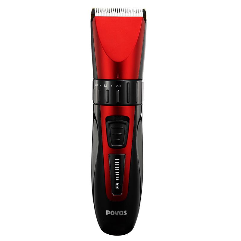 奔腾(POVOS)理发器电推剪 专业成人儿童剃头电推子 静音设计(双电池)PW230