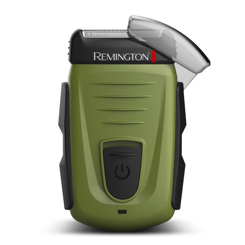 雷明登(REMINGTON)剃须刀 电动全身水洗充电往复式男士便携刮胡刀 三防系列 B110FX