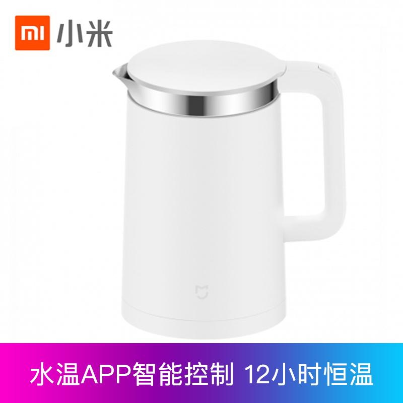 米家(MIJIA)恒温电水壶 小米电水壶精确控温 1.5L大容量 智能控制 不锈钢电水壶 无缝一体内胆 极速沸腾