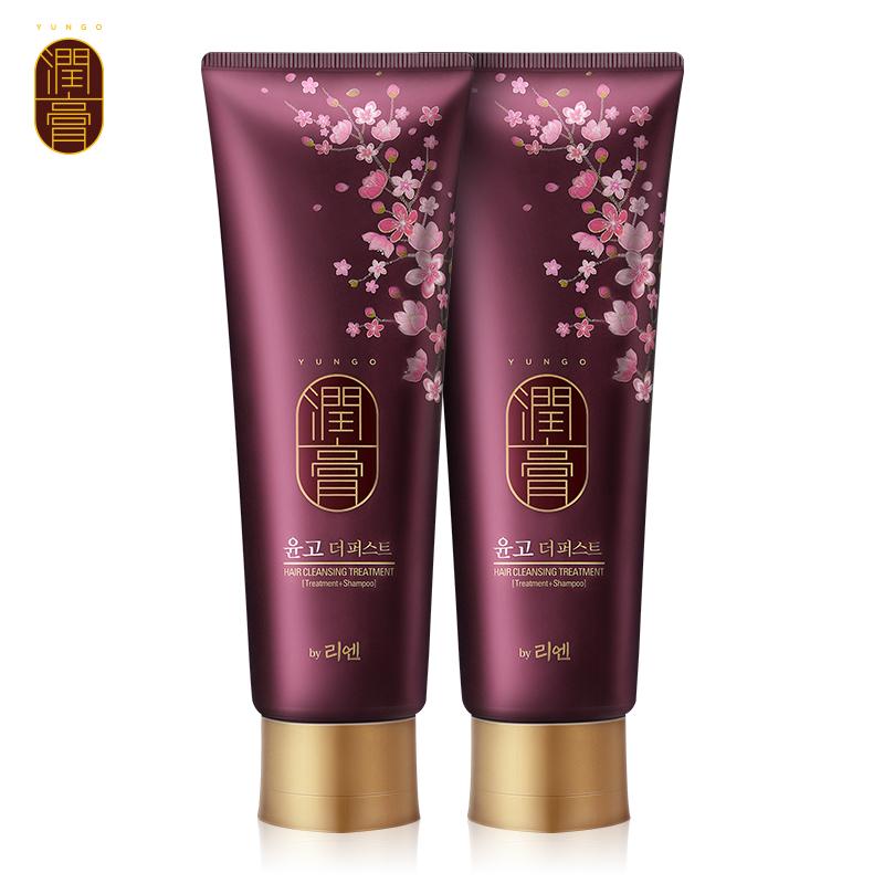 LG睿嫣 润膏舒盈滋养洗发水250ml(润膏)超值两只装