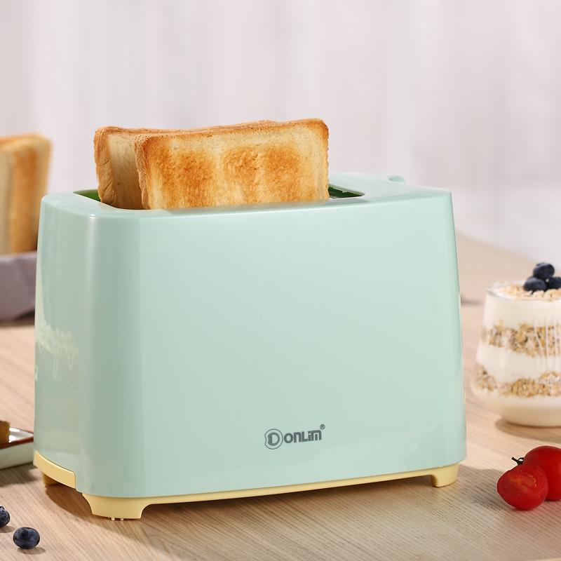 東菱(Donlim)面包機 多士爐 烤面包機 吐司機 家用早餐機 TA-8600