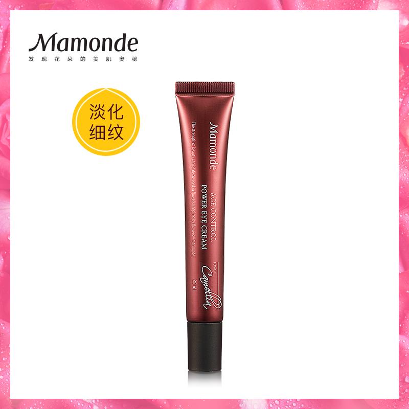 夢妝(Mamonde)山茶凝時修護菁華眼霜25ml(淡化細紋肌膚彈潤)