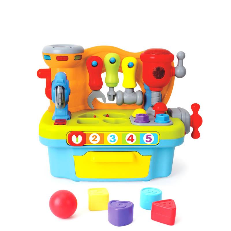汇乐玩具(HUILE TOYS)小小工匠游戏场907