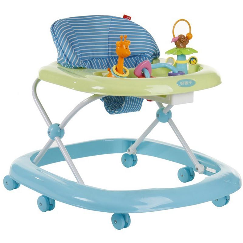 gb好孩子婴儿学步车 XB109E-J231BG 蓝色