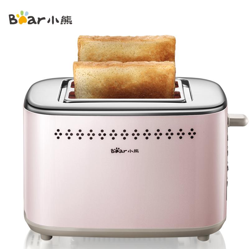 小熊面包機多士爐烤面包早餐機吐司機DSL-C02D2