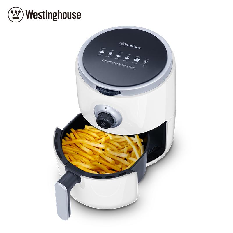 西屋 Westinghouse WAF-LZ3001空气炸锅无油炸锅电炸锅薯条机 银色