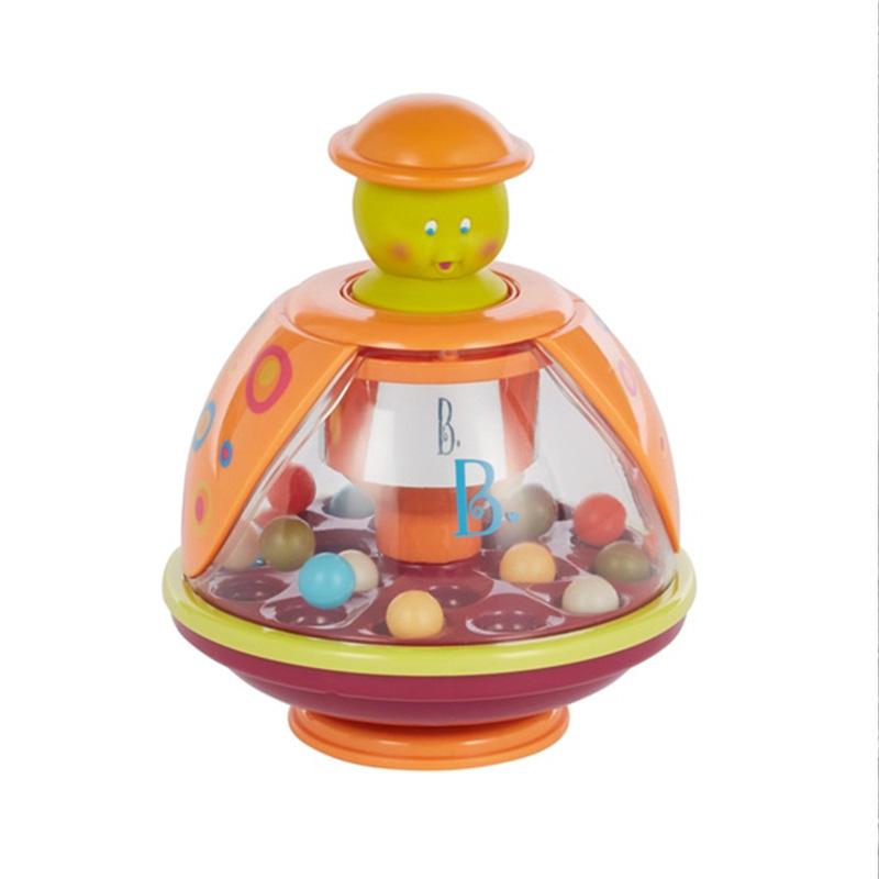 B.Toys 比乐 巴布扭扭 转转小蜜蜂 感统玩具 感官训练 早教 1岁+ BX1119Z