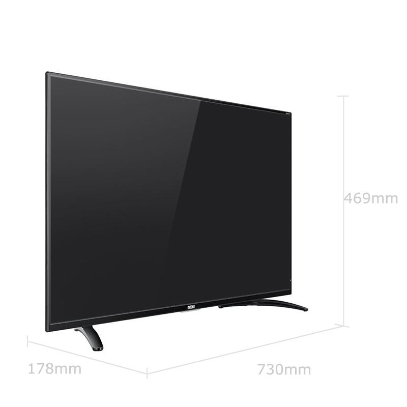 海尔模卡(MOOKA)32A6M 32英寸智能网络WiFi高清LED液晶平板电视 黑色