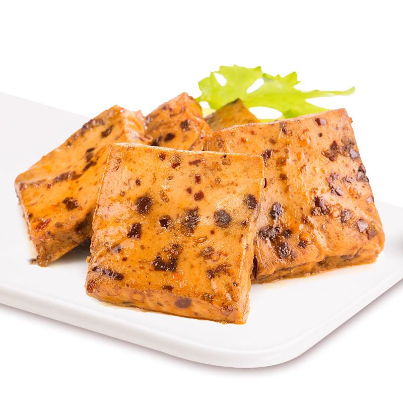 良品铺子 千页豆腐 素肉豆干 休闲零食小吃麻辣200g