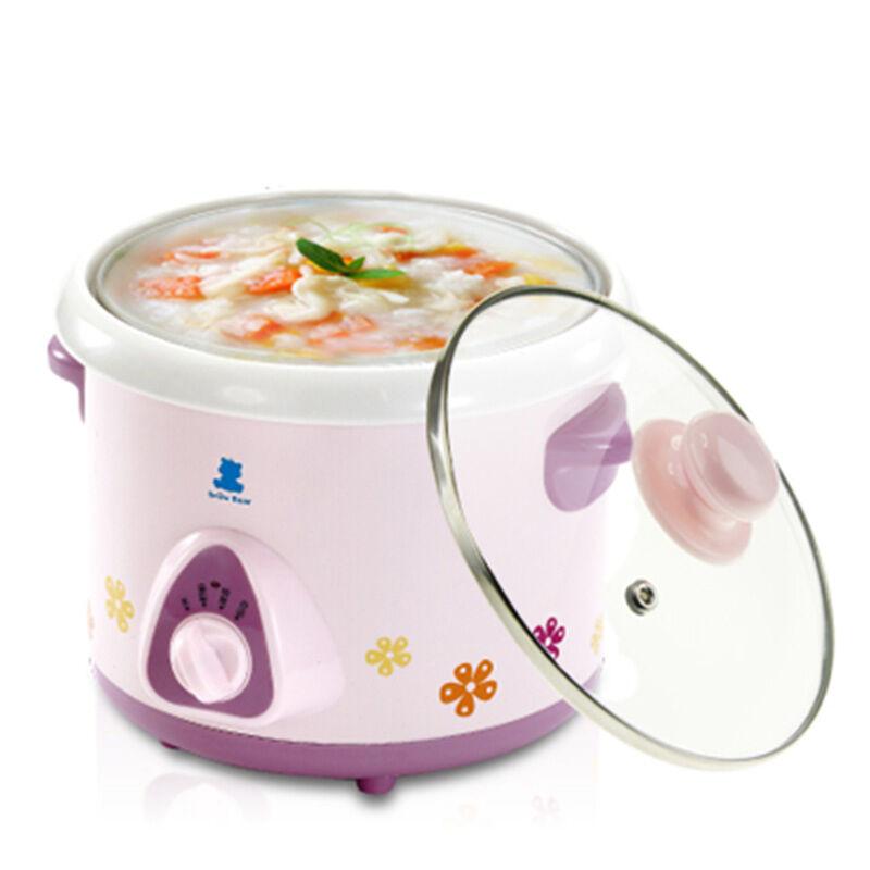 小白熊 嬰兒BB煲電粥鍋 寶寶營養慢燉鍋 HL-0879