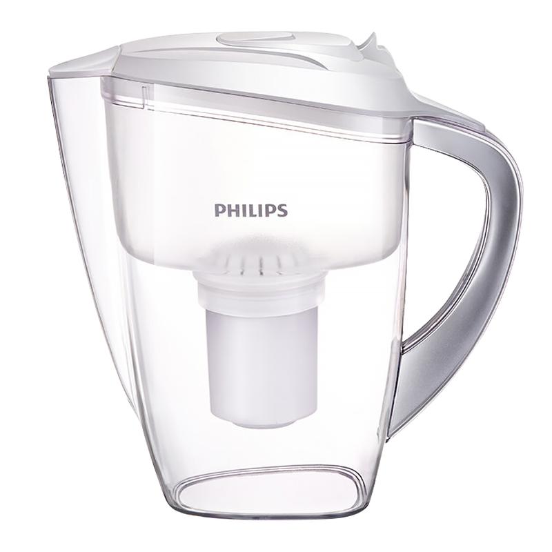 飞利浦(PHILIPS) wp2806 净水壶 家用滤水壶 净水器 净水杯 滤水杯