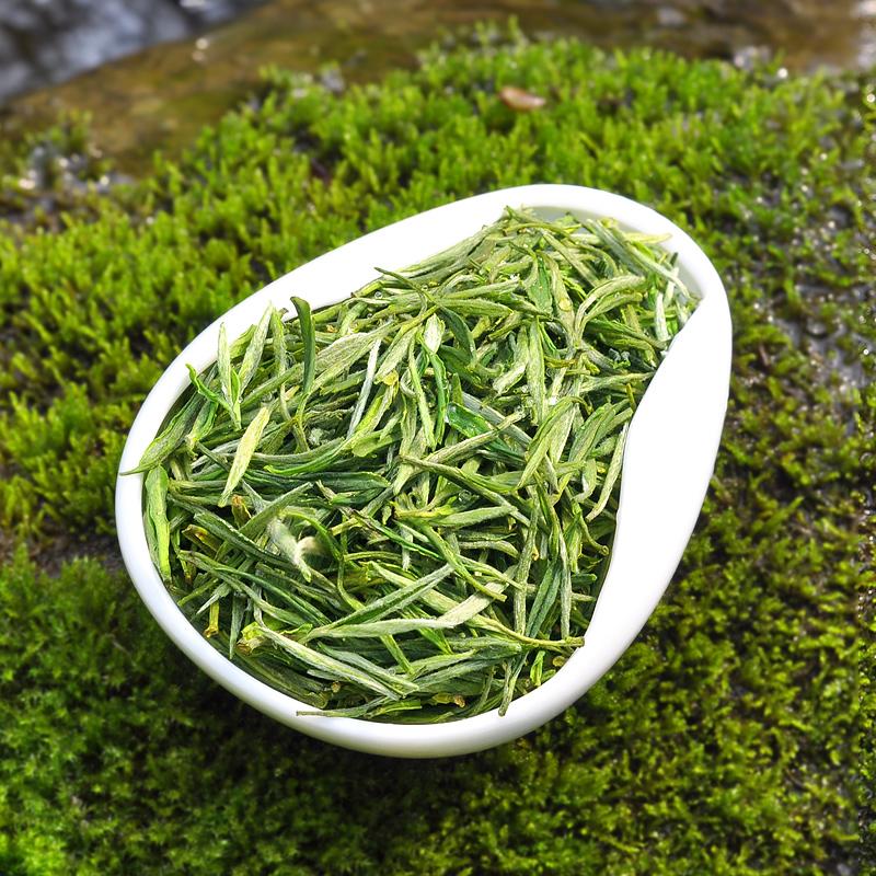 樂品樂茶 茶葉 綠茶 黃山毛峰 明前春茶65g*2罐